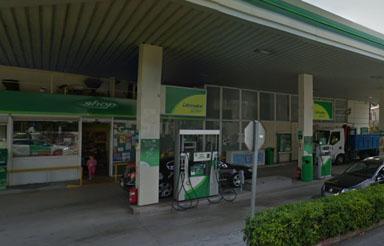 Estació de servei Truyols BP