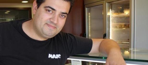 Marc Andreví, nou president de Comerç Castellar