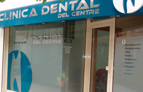 Clínica dental del centre