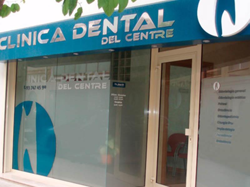 Clínica dental del centre