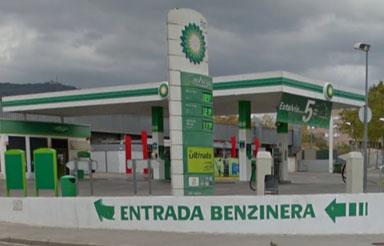 Estació de servei Castellar