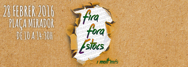 Comerç Castellar obre la inscripció a la Fira Fora Estocs 2016