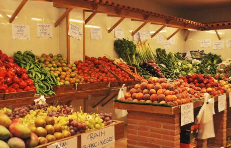 La fruiteria del poble