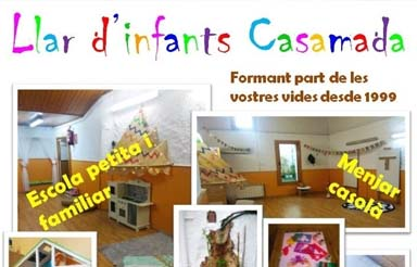 LLAR D'INFANTS CASAMADA