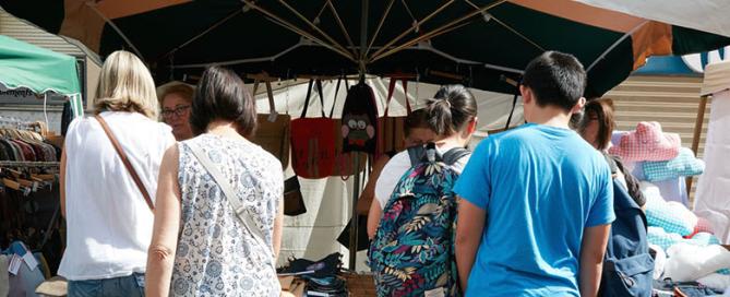 Street Market Castellar
