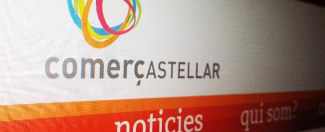 Nova web Comerç Castellar