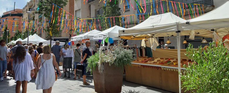 street market castellar 2019