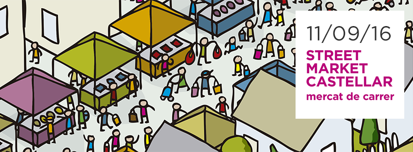 street market castellar 2016
